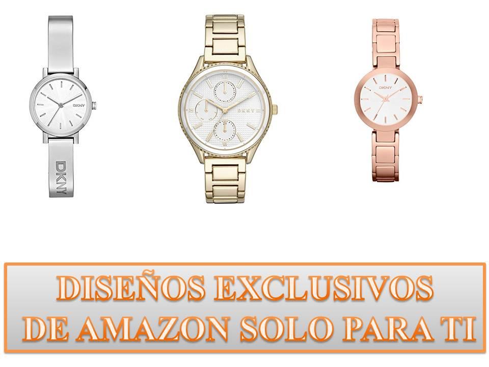6bb918e287bb DKNY Mujer con los tres diseños exclusivos que Amazon pone a tu disposición